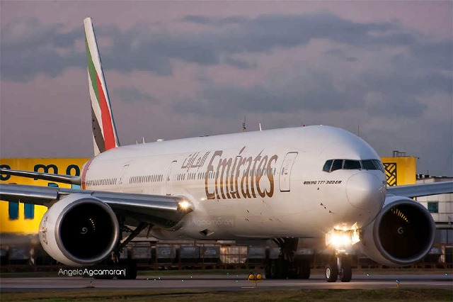 Emirates: Clark viable link to the world
