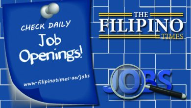 Photo of The Filipino Times is hiring new employees