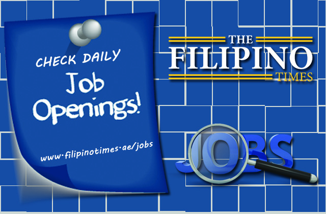 The Filipino Times is hiring new employees