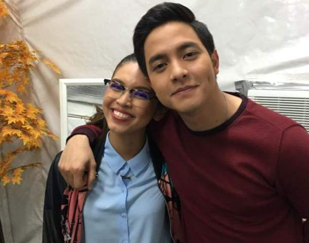 AlDub thrills in 'Imagine You and Me' trailer