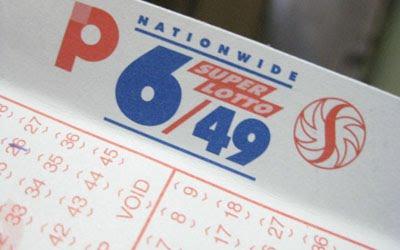 Factory worker wins lotto jackpot