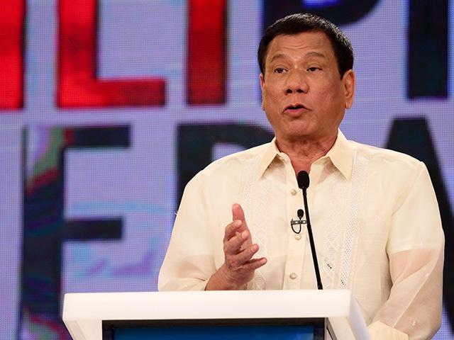 Facebook plans a livestream of Duterte inauguration