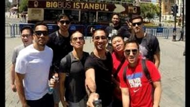 Photo of Gilas narrowly escapes Istanbul bombing