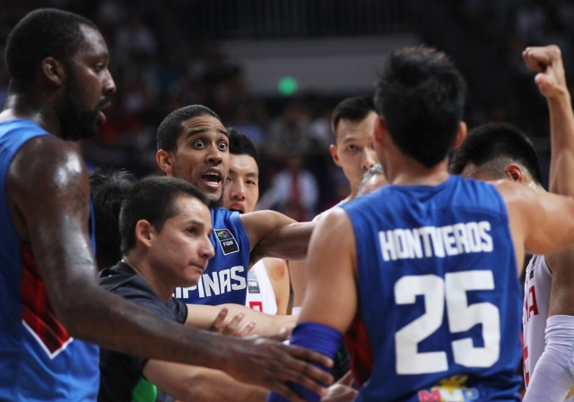 Gilas winds up Euro jaunt with victory over China