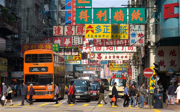 HK most expensive city for expats