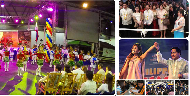 Job fair, entertainment mark Phl Independence Day festivities