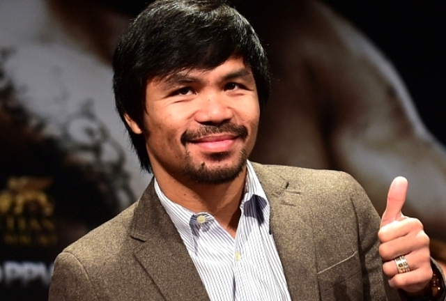 Pacquiao's ranking plunges in top paid athletes' list