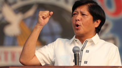 Photo of Marcos asks SC to declare him as VP