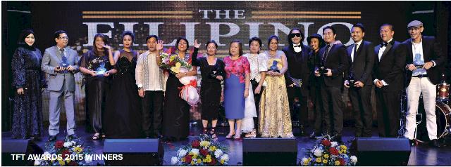 The-Filipino-Times_TFT Awards 2015 Winners