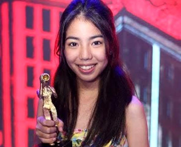 Teen actress wins Screen Int'l Rising Star Asia award