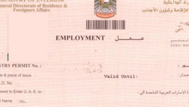 Photo of UAE firms may replace unused work permits