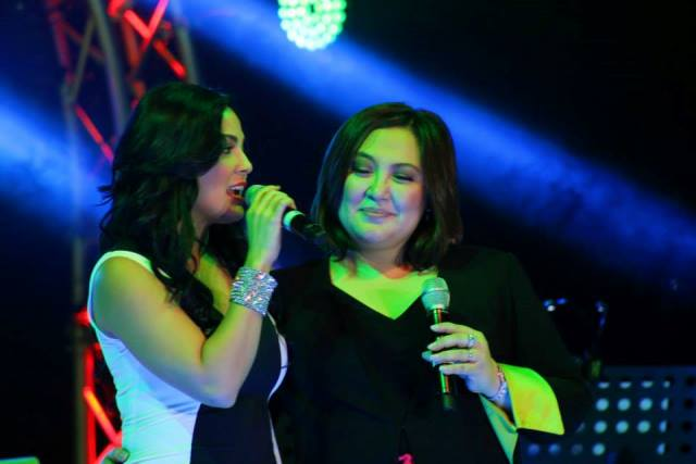 Sharon Cuneta Christmas Concert in Dubai 2013