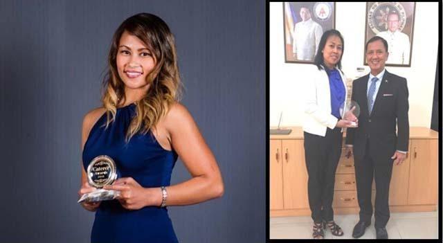 2 Pinays win prestigious Middle East awards