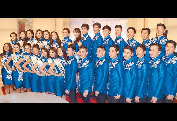 30 Filipino-Chinese vie for Mr. and Ms. Chinatown PH