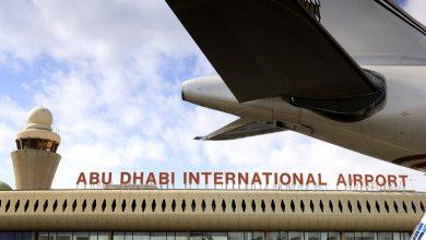 Photo of Abu Dhabi airport passengers up by 4%