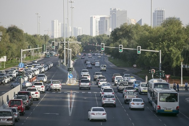 Drivers caught speeding to face detention in UAE