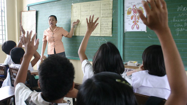 philippines teacher day Manila, philippines — public school teachers will receive an additional p3,000 bonus during the anniversary of the department of education in december, according to deped secretary leonor briones.