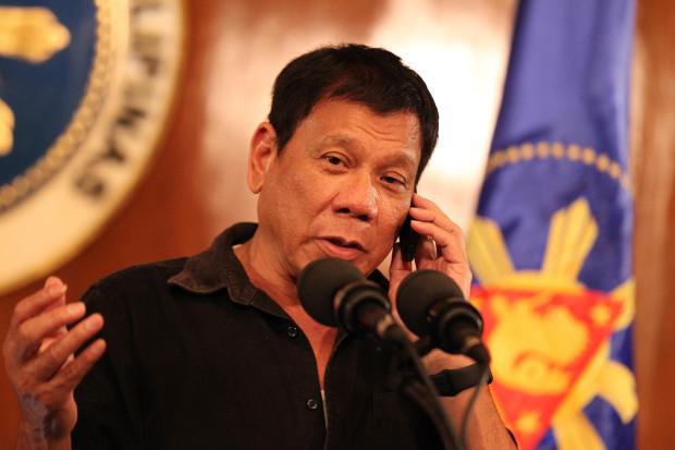 Duterte plans to visit UAE in January