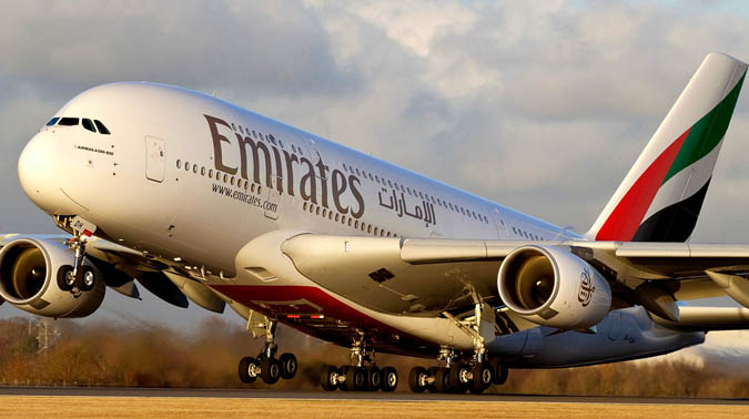 Emirates lands in Cebu for the first time
