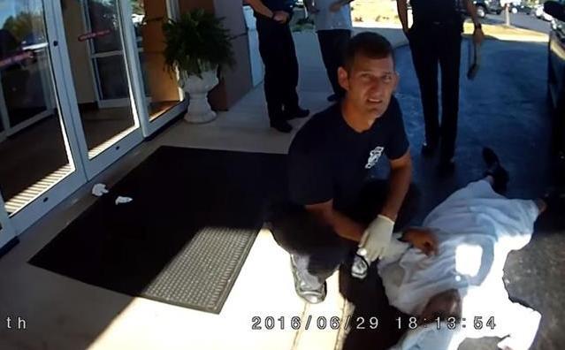 Emirati suffers stroke after US police mistaken him for a terrorist