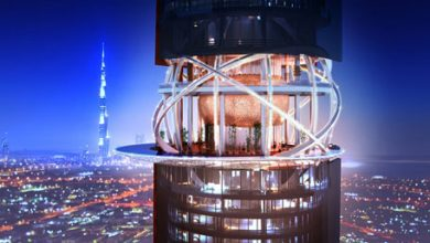 Photo of First ever 'rainforest in the sky' set to rise in Dubai