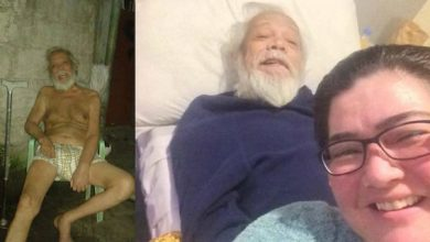 Photo of Help pours in for actor Dick Israel after viral Facebook post