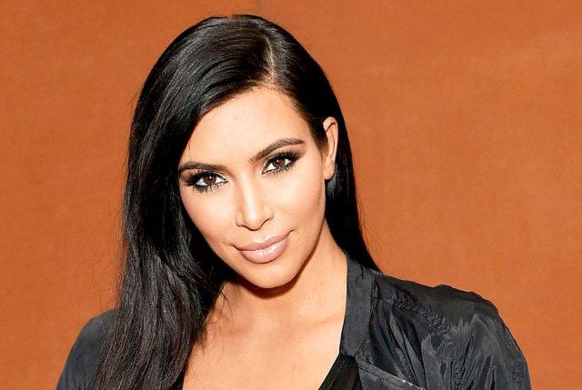 Kim Kardashian shuts down photoshop rumors