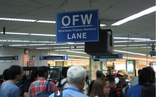 Most OFW returnees suffer financial crunch