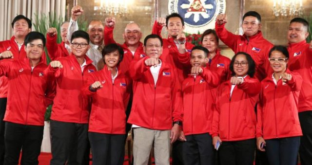 PH athletes off to Rio for Summer Olympics