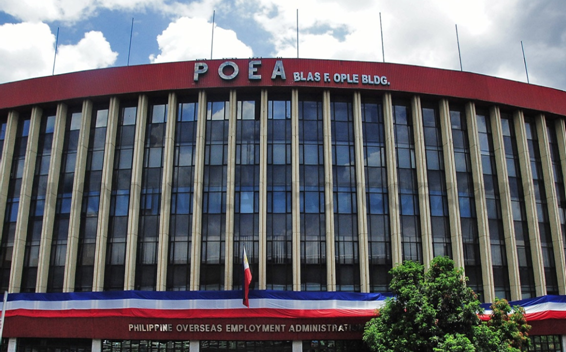 POEA strictly implements online appointment system