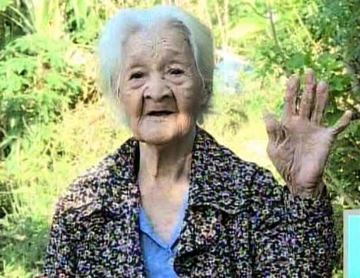 """Palawan """"lola"""" could be world's oldest living person"""