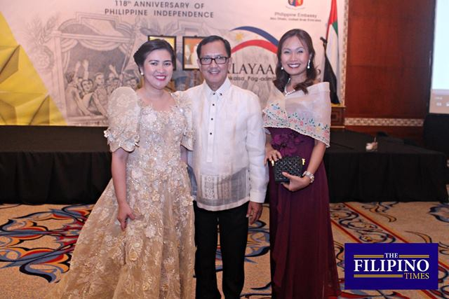 Philippine Independence Day AUH Reception 2016