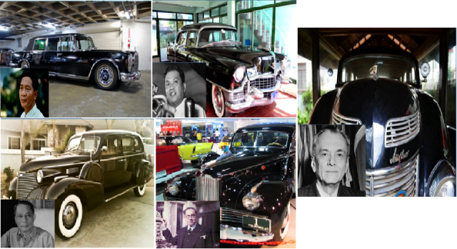 Plate Number 1: A look at PH presidential cars