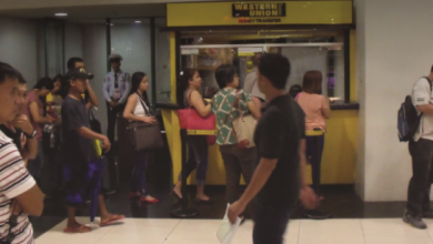 Photo of 'Derisking' seen behind drop in OFW remittances