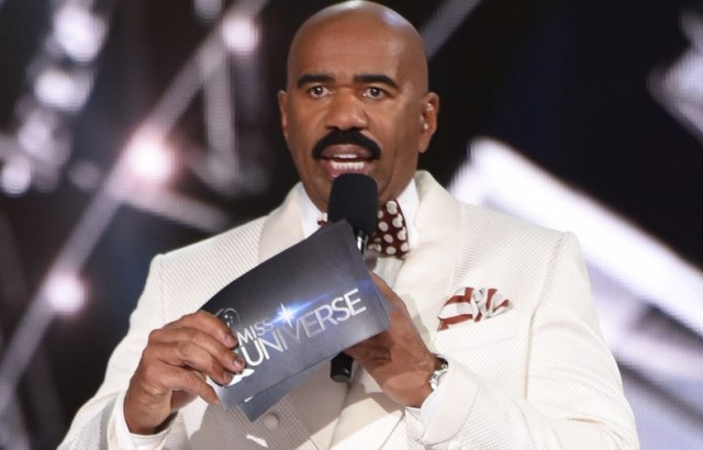 Steve Harvey is officially hosting the Miss Universe pageant in the Philippines