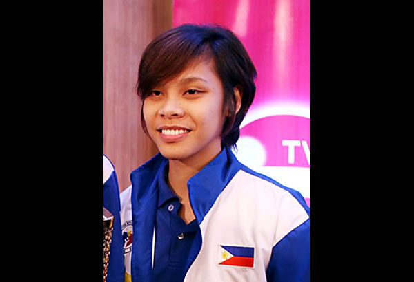 Table tennis star Lariba to carry Filipino flag in Rio