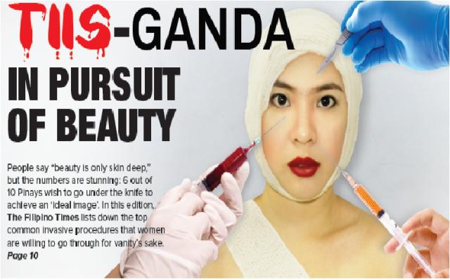 Tiis-Ganda: In pursuit of beauty