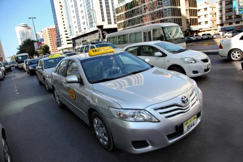 60% of items forgotten in Abu Dhabi taxis returned since camera installation