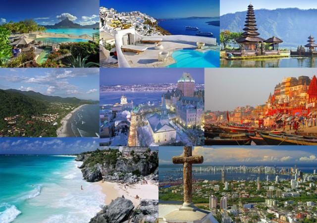 8 Must-visit romantic places