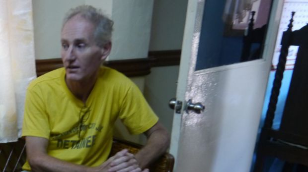 Accused pedophile treats PH prison 'like a resort'