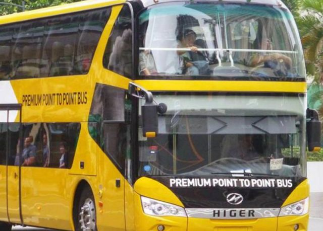 DOT considers double-decker buses in PH