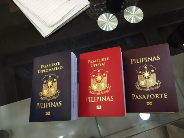 Ph to use invisible passport stamps in 2017 the for Bureau tagalog