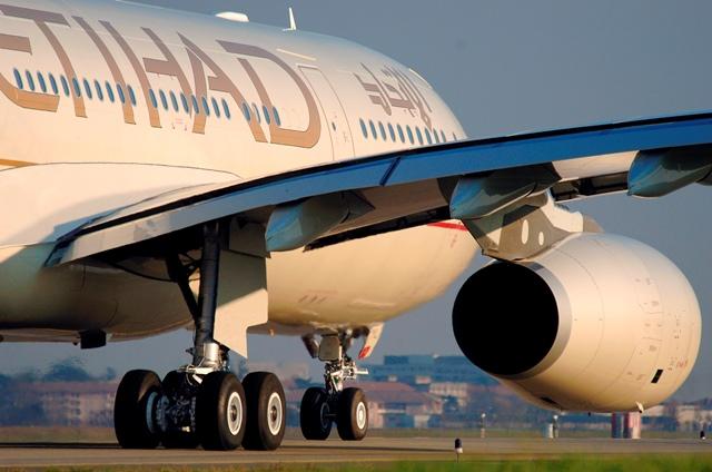 Etihad Airways employs 50 female pilots