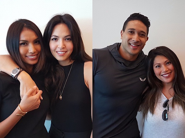 four filipinos compete in amazing race asia the filipino times