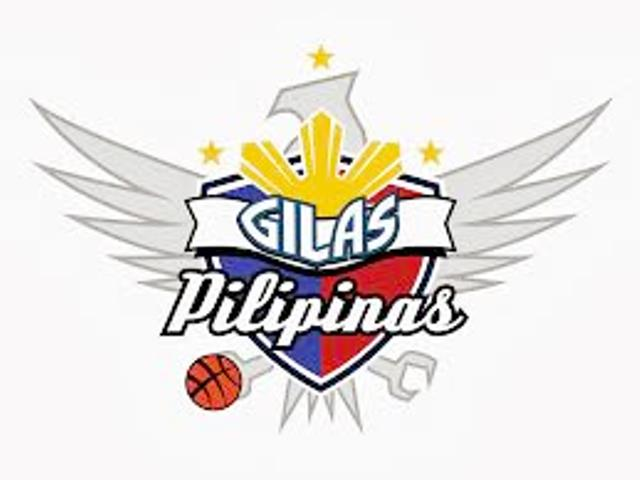 Gilas Pilipinas rises in FIBA World Ranking