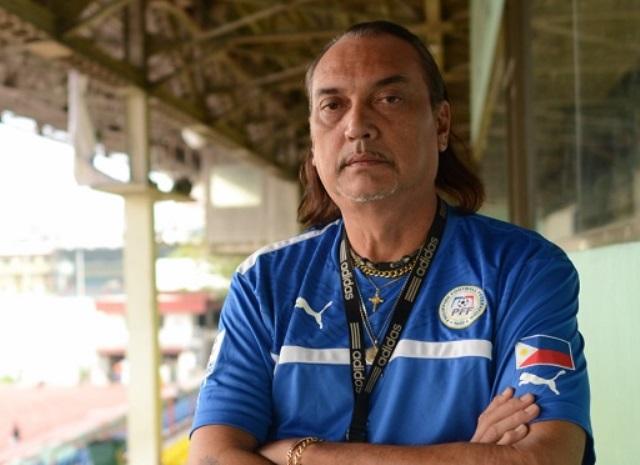 Indonesian football coach becomes Filipino citizen