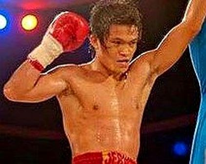 Young boxer aims to become the next Manny Pacquiao