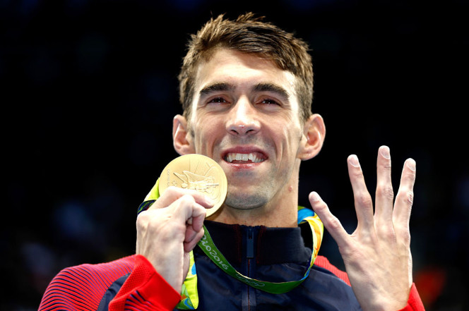 Olympic legend Michael Phelps makes 'cupping' therapy famous