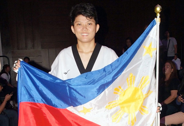PH's only hope Alora faces Olympic champion today