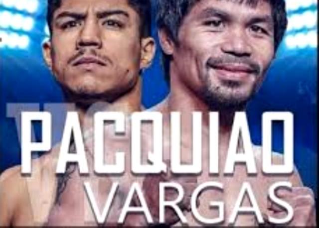 Pacquiao-Vargas match might happen in Dubai